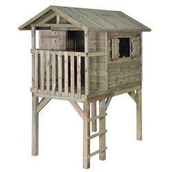 Domek dla dzieci JAKOB 150 x 242,5 x 280 cm SOBEX