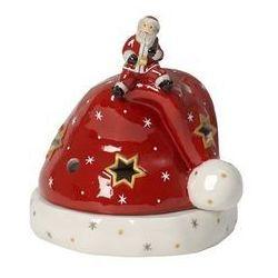 Villeroy&Boch - Christmas Light - figurka czapka św. Mikołaja 14-8372-5997 14-8372-5997
