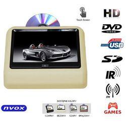 NVOX VR9917THD BE Monitor dotykowy na zagłówek samochodowy LCD 9