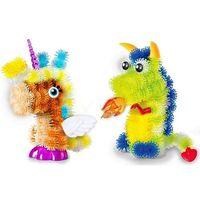 Kreatywne dla dzieci, Bunchems Smok lub Jednorożec FLUO Spin Master