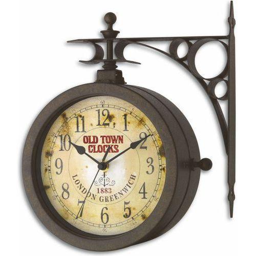 Zegary, Zegar ścienny analogowy TFA 603011 Kwarcowy, (ØxW) 205 mmx295 mm