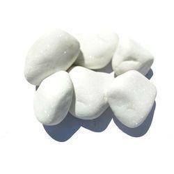 Kamień Thasos White Otoczak 40-80 mm