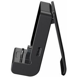 Baseus SW podstawka stojak uchwyt podpórka do ładowania Nintendo Switch czarny (WXSWGS10-01) - Czarny