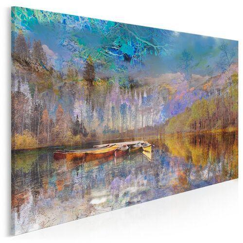 Obrazy, Tchnienie wolności - nowoczesny obraz na płótnie