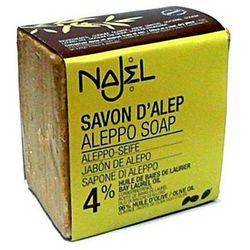 Mydło Aleppo Premium z olejem laurowym 4% Najel