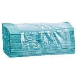 Pojedyncze ręczniki papierowe Merida Classic, 1 warstwa, makulatura zielona - 20 bind