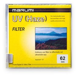 Filtr MARUMI UV 62mm