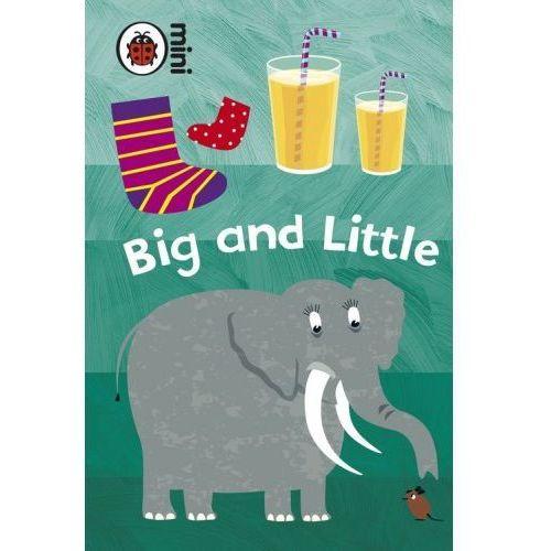 Książki dla dzieci, Early Learning Big and Little (opr. twarda)