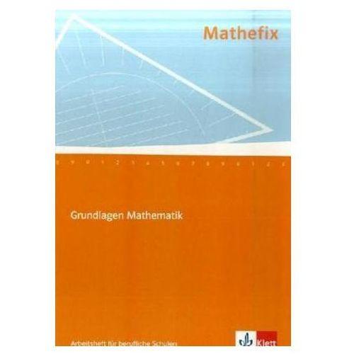 Pozostałe książki, Mathefix - Grundlagen Mathematik