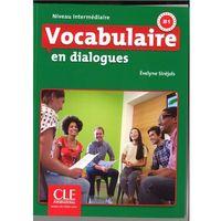 Książki do nauki języka, Vocabulaire en dialogues Niveau intermediaire + CD audio (opr. kartonowa)