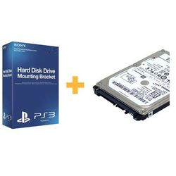 SONY HDD CADDY KIESZEŃ DO PS3 SUPER SLIM + DYSK 1TB