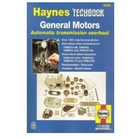 Biblioteka motoryzacji, General Motors Automatic Transmission Overhaul Manual