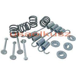 Zestaw montażowy szczęk hamulca postojowego Nissan Xterra
