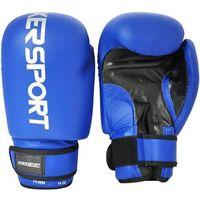 Rękawice do walki, Rękawice bokserskie AXER SPORT A1322 Niebieski (10 oz)
