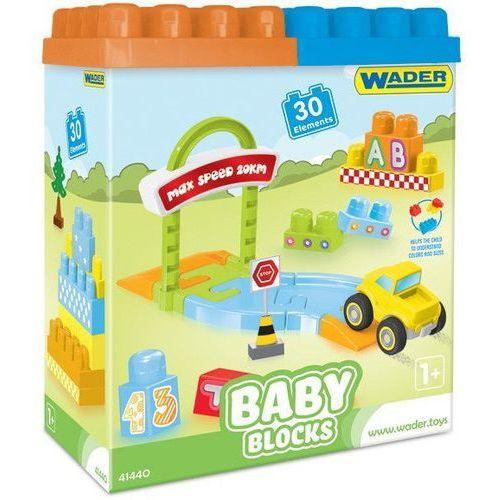 Pozostałe zabawki, Baby Blocks - 30 sztuk
