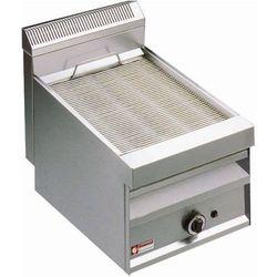 Płyta grillowa gazowa ryflowana nastawna   380x470mm
