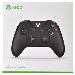 GAMEPAD KONTROLER Microsoft XBOX ONE CZARNY + BATERIE AA 2 SZTUKI / WYSYŁKA GRATIS / RATY 0% / TEL. 500 005 235