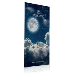 Lash Holder Crystal Lashes - Księżyc