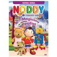 Filmy animowane, Film CASS FILM Noddy w Krainie Zabawek: Magiczny Pędzel (Nowa Seria)