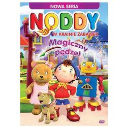 Film CASS FILM Noddy w Krainie Zabawek: Magiczny Pędzel (Nowa Seria)