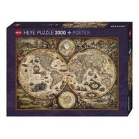 Puzzle, Puzzle Antyczny Świat