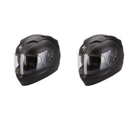 SCORPION KASK Integralny EXO-1200 AIR MATT BLACK L 451001005