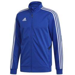Bluza męska adidas Tiro 19 Training niebieska DT5271
