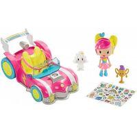 Pozostałe zabawki, BARBIE VGH Pojazd + mini figurki