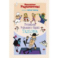 Książki dla dzieci, Przygody Baltazara Gąbki Trylogia (opr. twarda)
