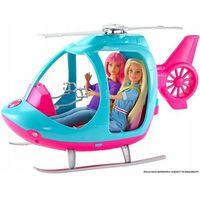 Helikoptery dla dzieci, MATTEL - Barbie HELIKOPTER Śmigłowiec dla Lalek