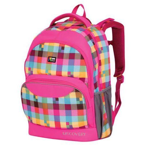 Tornistry i plecaki szkolne, Plecak (tornister) Tiger Neon Discovery 1000g 450x330x220 (31107B) -10% (-10%)
