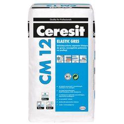 Ceresit CM 12 Uelastyczniona zaprawa klejąca 25 kg