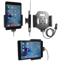 Brodit uchwyt samochodowy do Apple iPad Mini 4 aktywny z wbudowanym kablem USB oraz ładowarką samochodową