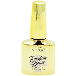 Indigo protein base gold edition proteinowa baza do paznokci 7ml