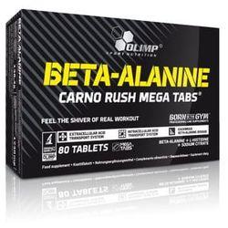 Beta-Alanine Carno Rush Mega Tabs 80tabl