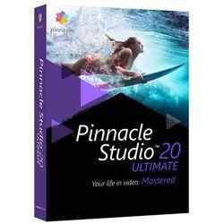 Corel Pinnacle Studio 20 Ultimate PL/ML DVD BOX