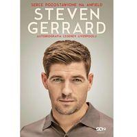 E-booki, Steven Gerrard. Autobiografia legendy Liverpoolu - Steven Gerrard, Donald McRae