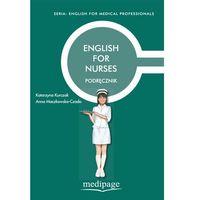 Książki medyczne, English for nurses Medipage (opr. miękka)