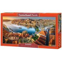 Puzzle, Puzzle 4000 el.:The Last Sun on Porto - Castor DARMOWA DOSTAWA KIOSK RUCHU