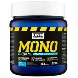 Kreatyna UNS MONO EXTREME 300 g Najlepszy produkt Najlepszy produkt tylko u nas!