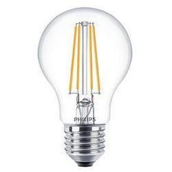 Philips Żarówka światła LED Classic ledbulb 7-60w e27 ww a60 clear E27