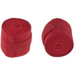 Bandaż bokserski HKBD 101 czerwony