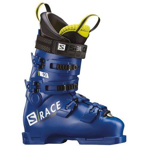 Buty narciarskie dla dzieci, SALOMON S/RACE 90 - buty narciarskie R. 24,5