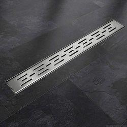 Odpływ Liniowy Matrix Z SYFONEM 150cm STAL NIERDZEWNA