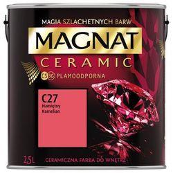 Farba Ceramiczna Magnat Ceramic C27 Namiętny Karnelian 2.5l