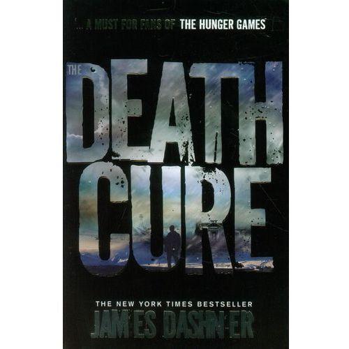 Książki do nauki języka, The Death Cure - wysyłamy w 24h (opr. miękka)