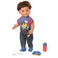 Lalki dla dzieci, Baby born - Lalka interaktywna - Braciszek