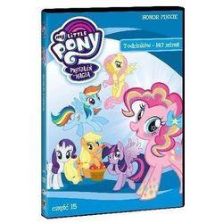 My Little Pony: Przyjaźń to magia. Część 15 (DVD) - Różni DARMOWA DOSTAWA KIOSK RUCHU