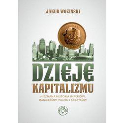 Dzieje kapitalizmu (opr. twarda)