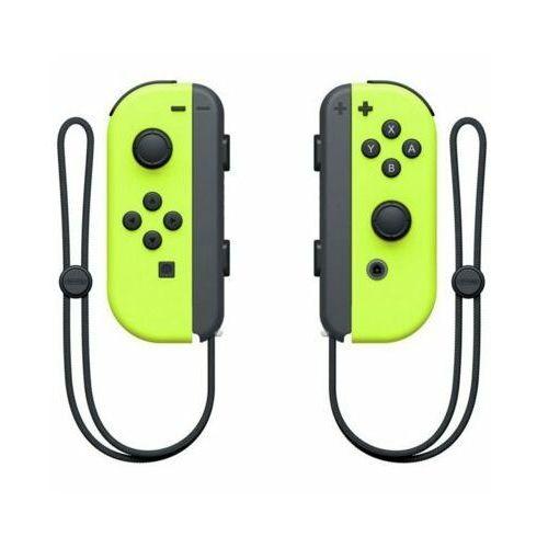 Gamepady, Kontroler NINTENDO Switch Joy-Con Neon Yellow